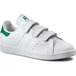 Buty adidas - Stan Smith CF S75187 Ftwwht/Ftwwht/Green. Buty sportowe męskie marki Nike. W wyprzedaży za 289.00 zł.