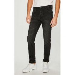 Review - Jeansy Simon. Czarne jeansy męskie Review. Za 179.90 zł.