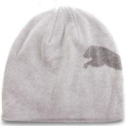 Czapka PUMA - Big Cat Beanie 052925 63 Light Gray Heather/Big Cat. Szare czapki i kapelusze męskie Puma. Za 65.00 zł.