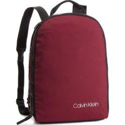Plecak CALVIN KLEIN - Clash Round Backpack K50K504197 243. Czerwone plecaki damskie Calvin Klein, z materiału. Za 449.00 zł.