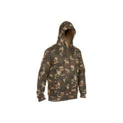 Bluza z kapturem 300 woodland. Bluzy męskie SOLOGNAC. W wyprzedaży za 69.99 zł.