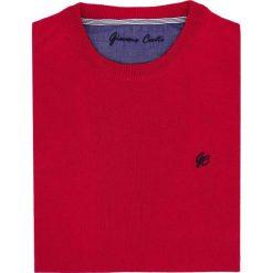Sweter PIETRO SWTNGxx-0013SP. Swetry przez głowę męskie marki Giacomo Conti. Za 199.00 zł.