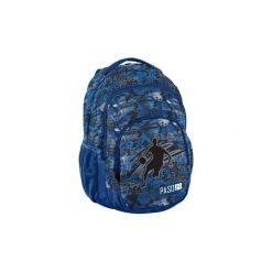 Plecak Szkolny Lekki Paso Koszykarz Niebieski. Niebieskie torby i plecaki dziecięce PASO, z materiału. Za 99.00 zł.