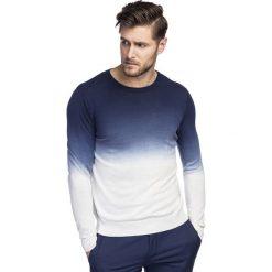 Sweter PIETRO SWWS000102. Swetry przez głowę męskie marki Marie Zélie. Za 229.00 zł.