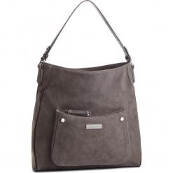 Torebka MONNARI - BAG3340-M19 Dark Grey. Szare torebki do ręki damskie Monnari, ze skóry ekologicznej. W wyprzedaży za 199.00 zł.