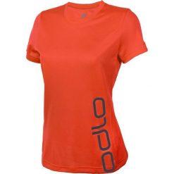 Odlo Koszulka damska biegowa Event  pomarańczowa r. XS (321841). T-shirty damskie Odlo. Za 46.80 zł.