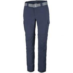 Columbia Spodnie Silver Ridge Ii Convertible Pant Abyss 32. Szare spodnie sportowe męskie Columbia, w paski. W wyprzedaży za 235.00 zł.