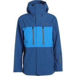 Marmot SUGARBUSH Kurtka narciarska dark cerulean/clear blue. Kurtki snowboardowe męskie Marmot, z materiału. W wyprzedaży za 944.10 zł.