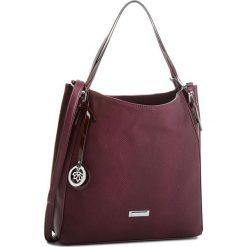 Torebka JENNY FAIRY - RH2039 Burgundy. Czerwone torebki do ręki damskie Jenny Fairy, ze skóry ekologicznej. Za 119.99 zł.
