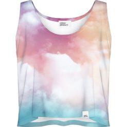 Colour Pleasure Koszulka damska CP-035 57 różowo-niebieska r. XS-S. T-shirty damskie Colour Pleasure. Za 64.14 zł.