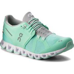 Buty ON - Cloud 000019 Mint 5714. Zielone obuwie sportowe damskie On, z materiału. Za 599.00 zł.