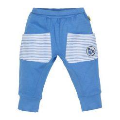 G-Mini Chłopięce Spodnie Dresowe Małpka, 86, Niebieskie. Spodnie sportowe dla chłopców marki Reserved. Za 35.00 zł.