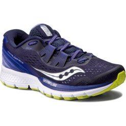 Buty SAUCONY - Zealot Iso 3 S1036-2 Nvy/Pur. Niebieskie obuwie sportowe damskie Saucony, z materiału. W wyprzedaży za 339.00 zł.