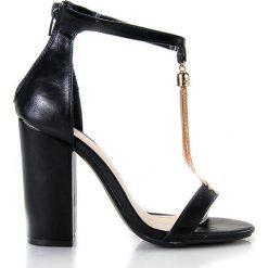 Sandały skórzane z izraela Sandały damskie Kolekcja 2020