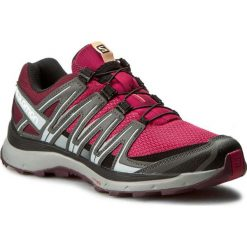Buty SALOMON - Xa Lite W 393310 21 V0 Sangria/Fig/Quarry. Czerwone obuwie sportowe damskie Salomon, z materiału. W wyprzedaży za 309.00 zł.