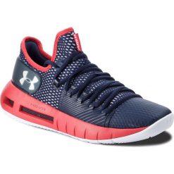 Buty UNDER ARMOUR - Ua Hovr Havoc Low 3020618-401 Nvy. Niebieskie buty sportowe męskie Under Armour, z materiału. W wyprzedaży za 369.00 zł.
