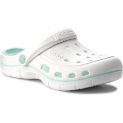 Klapki COQUI - Jumper 6352 White/Lt. Mint. Klapki damskie marki Nike. Za 69.99 zł.