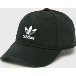 Adidas Originals - Czapka. Czarne czapki i kapelusze męskie adidas Originals. Za 89.90 zł.