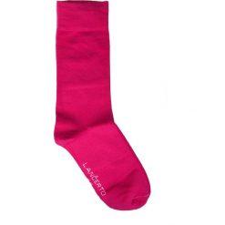 Skarpety Amarantowe. Czerwone skarpety męskie LANCERTO, w kolorowe wzory, z bawełny. Za 29.90 zł.
