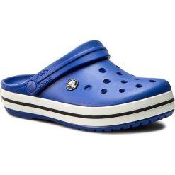 Klapki CROCS - Crocband 11016 Cerulean Blue/Oyster. Klapki damskie Crocs, z tworzywa sztucznego. W wyprzedaży za 159.00 zł.