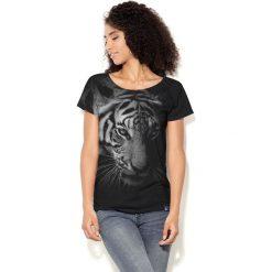 Colour Pleasure Koszulka CP-034  184 czarna r. M/L. T-shirty damskie Colour Pleasure. Za 70.35 zł.