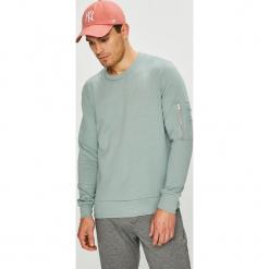 Brave Soul - Bluza. Szare bluzy męskie Brave Soul, z bawełny. W wyprzedaży za 59.90 zł.