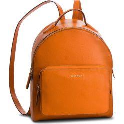 Plecak COCCINELLE - DF8 Clementine Soft E1 DF8 14 01 01 Flash Orange R12. Brązowe plecaki damskie Coccinelle, ze skóry. Za 1,299.90 zł.