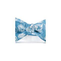 Mucha wiązana AVENGERS. Czerwone krawaty i muchy Hisoutfit, z motywem z bajki, z materiału, wizytowe. Za 89.00 zł.
