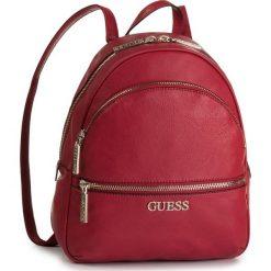 Wyprzedaż czerwone plecaki damskie Guess Kolekcja zima