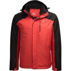Kurtka narciarska męska KUMN602 - czerwony - Outhorn. Czerwone kurtki męskie Outhorn. Za 299.99 zł.