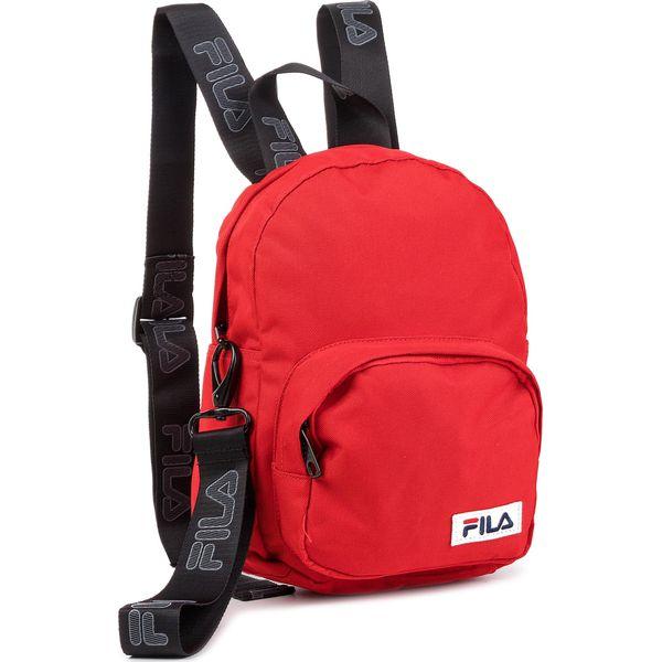 6d885eeb3c565 Plecak FILA - Mini Strap Backpack Varberg 685053 True Red - Plecaki ...
