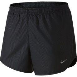 Nike Spodenki damskie Modern Embossed Tempo Short Nike czarne  r. XL (645561010). Spodnie dresowe damskie Nike. Za 112.14 zł.
