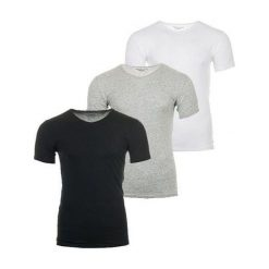 Tommy Hilfiger 3 Pack T-Shirt Męski Xxl Wielokolorowe. Szare t-shirty męskie Tommy Hilfiger. Za 189.00 zł.