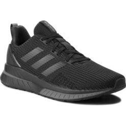 Buty adidas - Questar Tnd B44799 Cblack/Cblack/Grefiv. Czarne buty sportowe męskie Adidas, z materiału. W wyprzedaży za 279.00 zł.