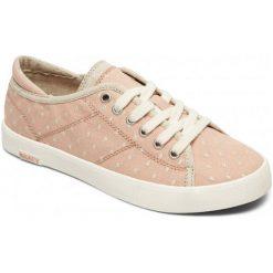 Roxy Tenisówki Damskie North Shore J Shoe Bsh, Blush 38. Różowe trampki i tenisówki damskie Roxy. Za 235.00 zł.