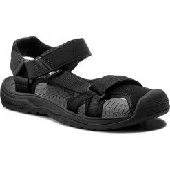 Sandały TEVA - Hurricane Toe Pro 2 1019237  Black. Czarne sandały męskie Teva, z materiału. W wyprzedaży za 229.00 zł.
