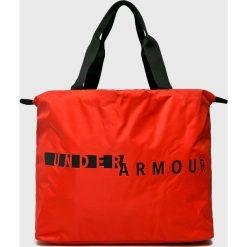 Under Armour - Torebka. Czerwone torby na ramię damskie Under Armour. Za 139.90 zł.
