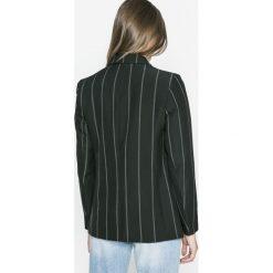Vero Moda - Żakiet. Czarne żakiety damskie Vero Moda, z elastanu, casualowe. W wyprzedaży za 99.90 zł.