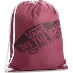 Plecak VANS - Benched Bag VN000SUFYHB Dry Rose/Catawb. Fioletowe plecaki damskie Vans, z materiału, sportowe. Za 39.00 zł.