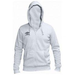 Umbro Bluza  Hooded Full Zip Grey Marl Xl. Bluzy męskie marki KALENJI. W wyprzedaży za 69.00 zł.