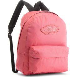 Plecak VANS - Realm Backpack VN0A3UI6YDZ Desert Rose. Czerwone plecaki damskie Vans, z materiału, sportowe. W wyprzedaży za 129.00 zł.