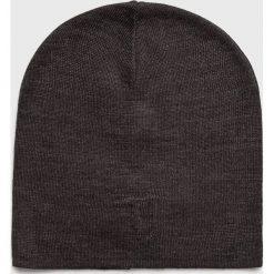 Trussardi Jeans - Czapka. Czarne czapki i kapelusze męskie TRUSSARDI JEANS. W wyprzedaży za 139.90 zł.