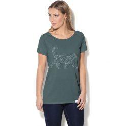 Colour Pleasure Koszulka CP-034 237 grafitowa r. XXXL/XXXXL. T-shirty damskie Colour Pleasure. Za 70.35 zł.