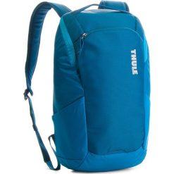 Plecak THULE - Enroute 3203590 Poseidon. Niebieskie plecaki damskie Thule, z materiału. W wyprzedaży za 199.00 zł.