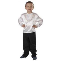 Koszula z Atłasu 104 - kostiumy dla dzieci. Koszule dla chłopców marki bonprix. Za 45.22 zł.