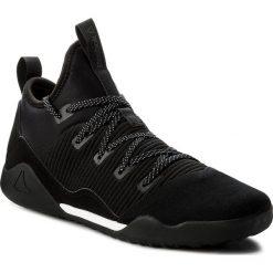 Buty Reebok - Combat Noble Trainer CN0744 Black/White. Czarne obuwie sportowe damskie Reebok, z materiału. W wyprzedaży za 349.00 zł.