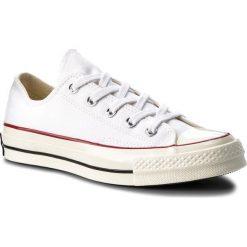 Trampki CONVERSE - Ctas 70 Ox 149448C White/Red/Black. Białe trampki męskie Converse, z gumy. W wyprzedaży za 259.00 zł.