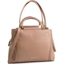 Torebka LIU JO - M Satchel A19135 E0064 Nocciola 71418. Brązowe torebki do ręki damskie Liu Jo, ze skóry ekologicznej. Za 739.00 zł.