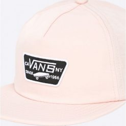 Vans - Czapka. Szare czapki i kapelusze damskie Vans, z nylonu. Za 169.90 zł.