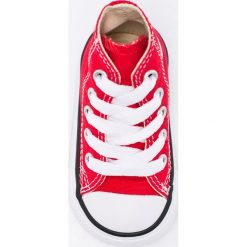 Converse - Trampki dziecięce. Trampki i tenisówki dziewczęce Converse, z materiału. W wyprzedaży za 149.90 zł.